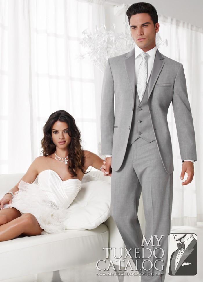 Heather Grey \'Twilight\' Tuxedo | Tuxedos & Suits | MyTuxedoCatalog.com