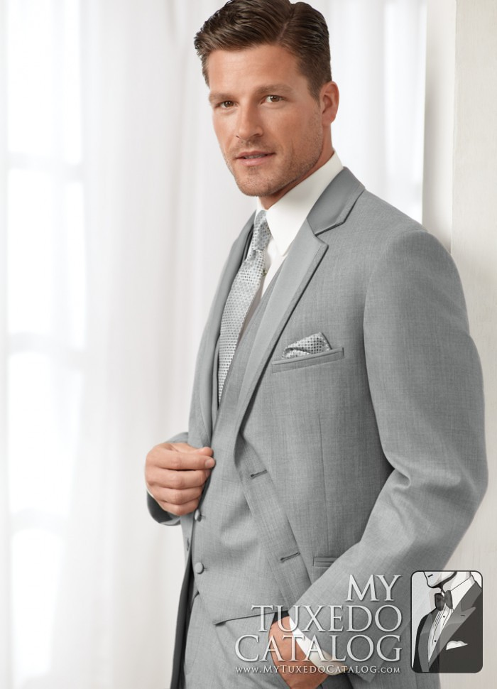 Heather Grey 'Twilight' Tuxedo | Tuxedos & Suits | MyTuxedoCatalog.com