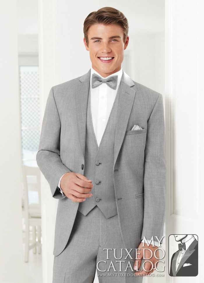 Heather Grey \'Twilight\' Ceremonia Suit | Tuxedos & Suits ...