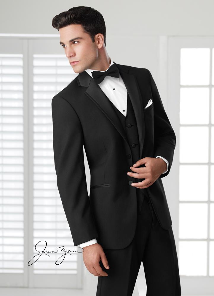 Black 'Twilight' Tuxedo