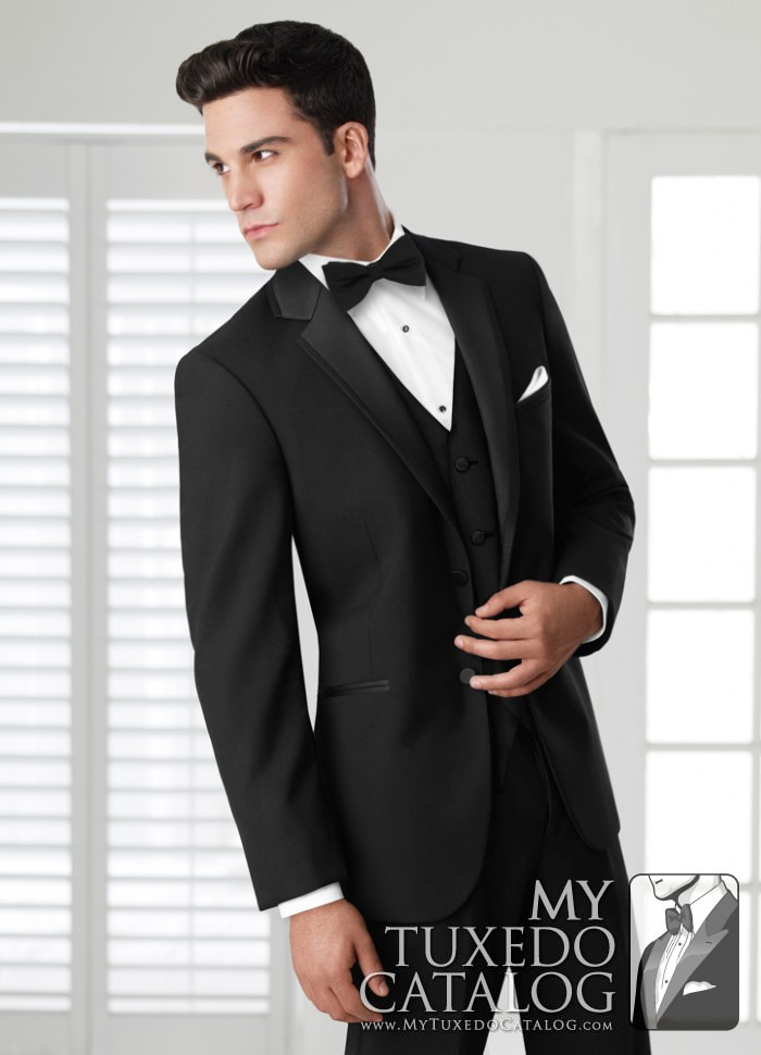 Black \'Twilight\' Tuxedo | Tuxedos & Suits | MyTuxedoCatalog.com