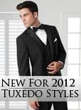 New Rental Tuxedos and Suits for 2012!