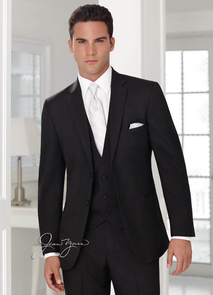 Black 'Ceremonia' Suit