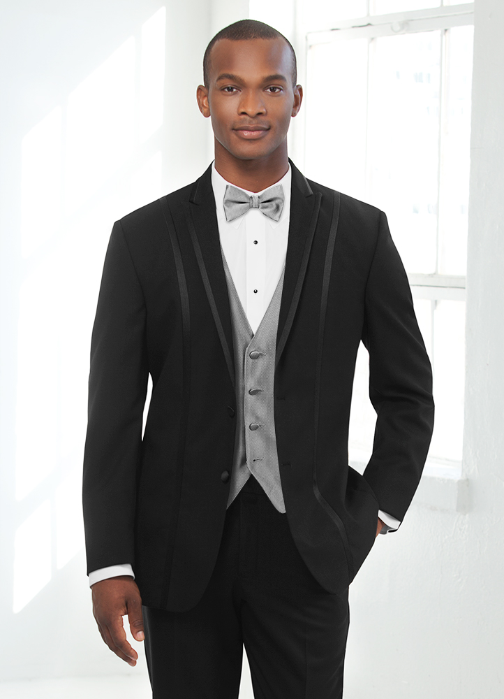 Black 'Avalon' Tuxedo by FLOW
