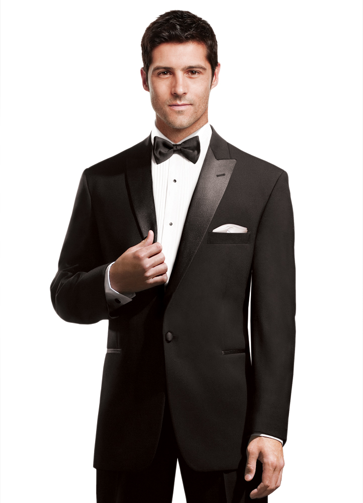 Black 'Icon' Tuxedo by PM