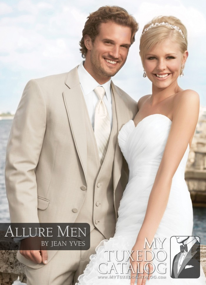 Tan \'Bartlett\' Tuxedo | Tuxedos & Suits | MyTuxedoCatalog.com