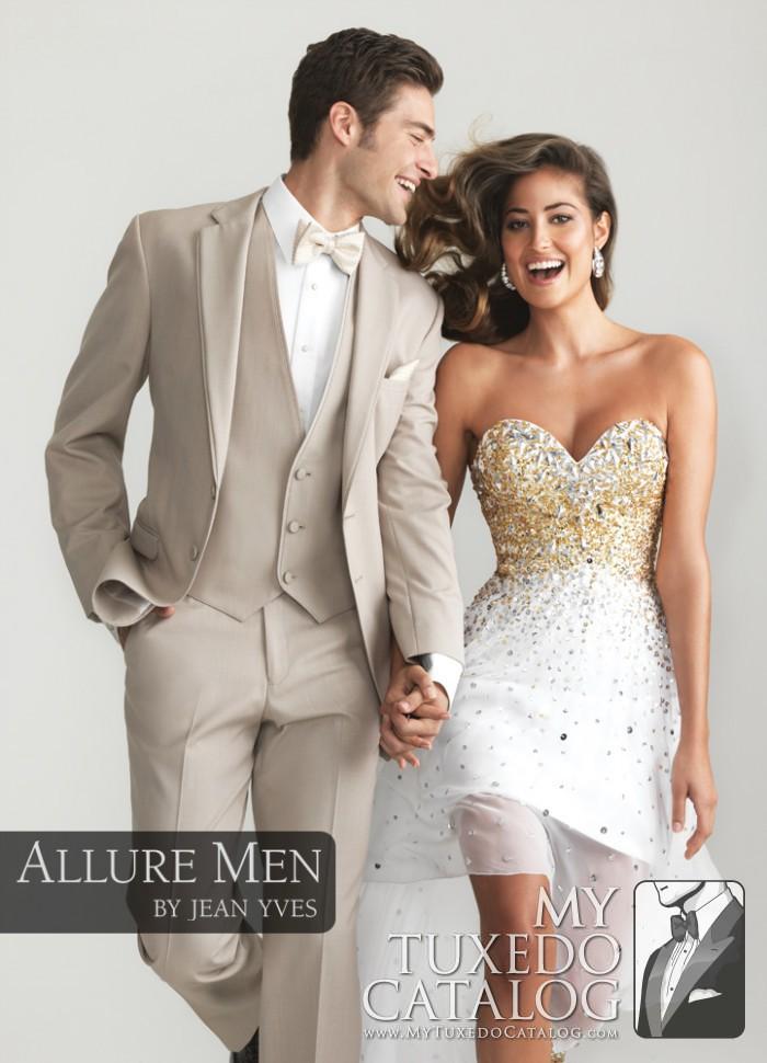 Tan \'Bartlett\' Tuxedo | Tuxedos & Suits | MyTuxedoCatalog.com