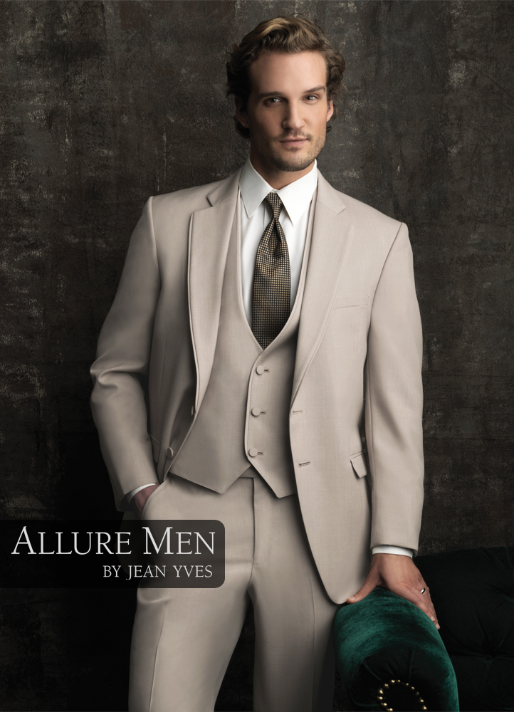 the tan bartlett tuxedo by allure men is a powerful and popular style in this incredible line of wedding tuxedos while wonderful for a wide variety of