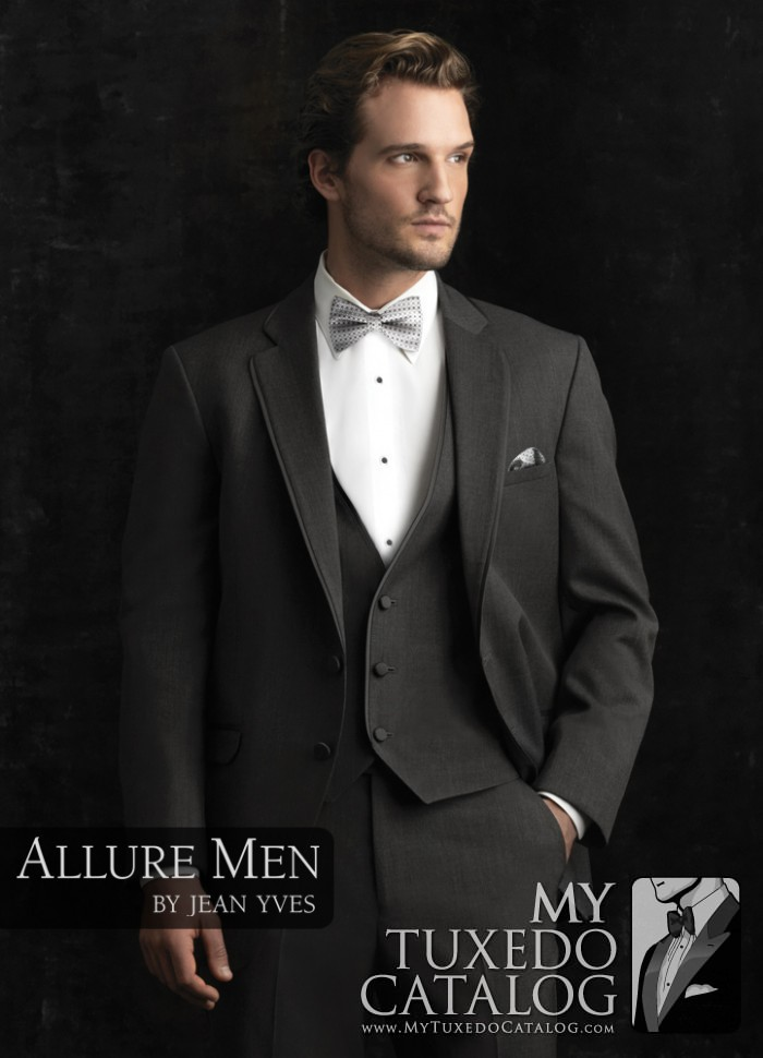 Steel Grey 'Bartlett' Tuxedo | Tuxedos & Suits | MyTuxedoCatalog.com