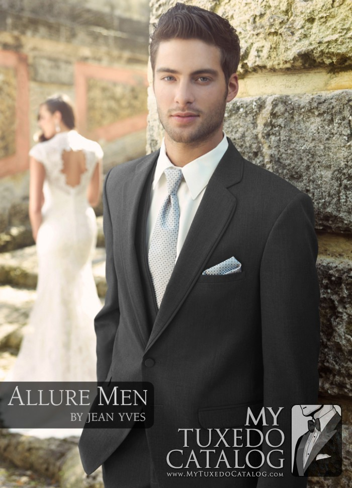 Steel Grey \'Bartlett\' Tuxedo | Tuxedos & Suits | MyTuxedoCatalog.com