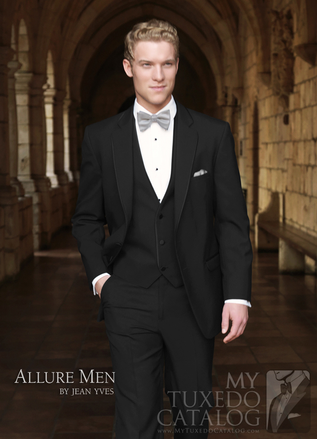Review Of The New Allure Men Tuxedo Line By Jean Yves