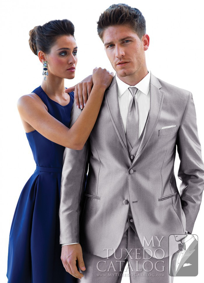 Silver \'Swagger\' Tuxedo | Tuxedos & Suits | MyTuxedoCatalog.com