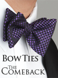 Tuxedo Trends: The Comeback of Bow Ties!