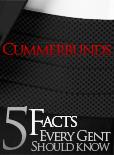 The Cummerbund: 5 Facts Every Gent Should Know