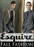 Fall Fashion 2012: Shades of Gray for Men via Esquire