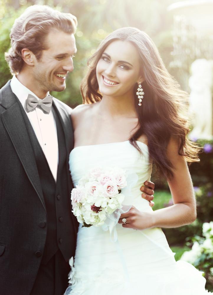 Garden Weddings A Guide To Garden Formal Wear