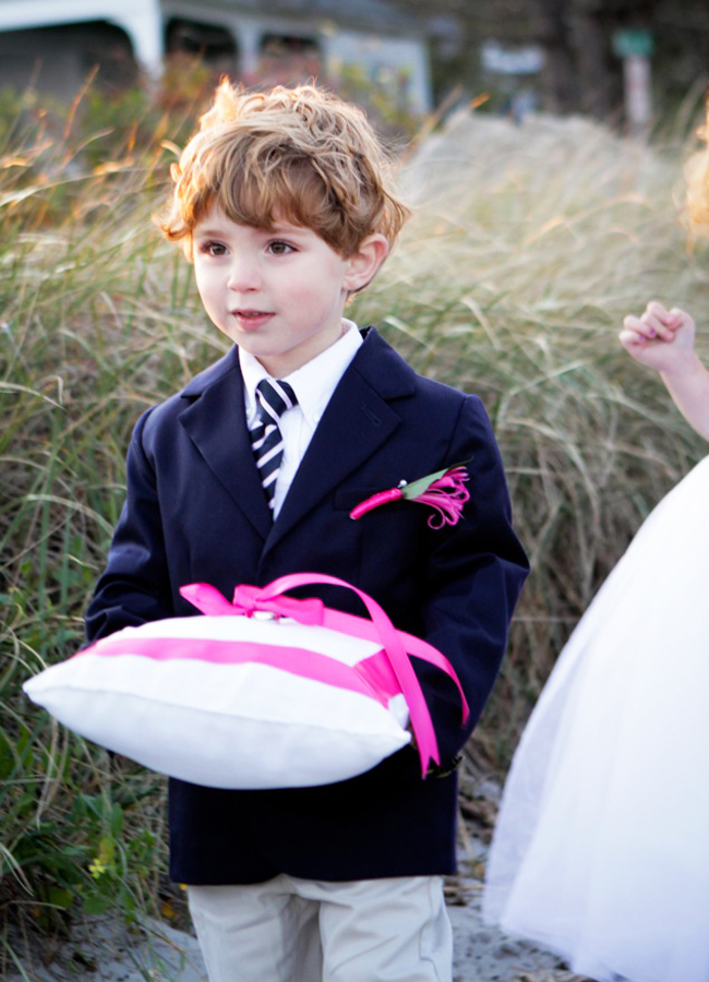 Destination Ring Bearer