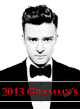 Justin Timberlake's 'Suit and Tie' Tuxedo at the 2013 Grammy's!