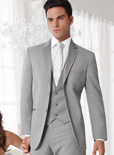 Tuxedo Review: Jean Yves Steel Grey 'Twilight' Tuxedo: New for 2012!