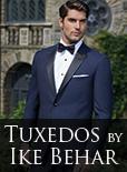 Formal Wear Spotlight: Tuxedos by Ike Behar