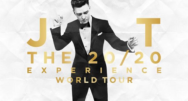 Timberlake's Tuxedo: The 20/20 Experience World Tour