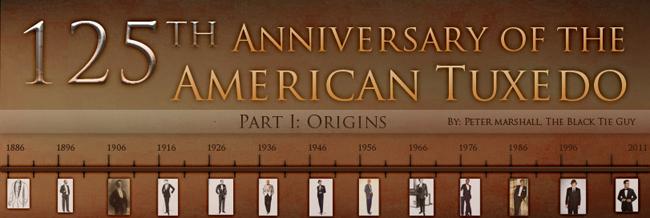 125th Anniversary of the American Tuxedo