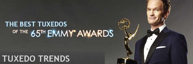 Tuxedo Trends: The Best of the 2013 Emmys!