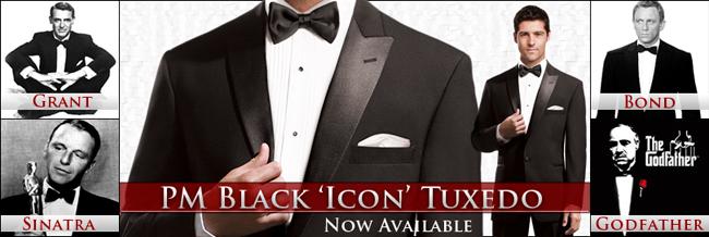 Tuxedo Review: Pm Black 'Icon' Tuxedo