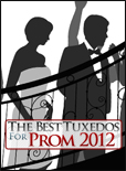 The Most Popular Prom Tuxedo for 2012!