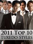 The Top 10 Best Rental Tuxedo Styles in 2011