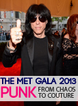 Tuxedos of the Met Gala 2013 - Punk: Chaos to Couture