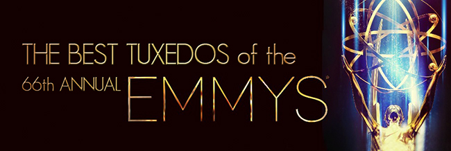 Tuxedo Trends: The Best Tuxedos of the 2014 Emmys!