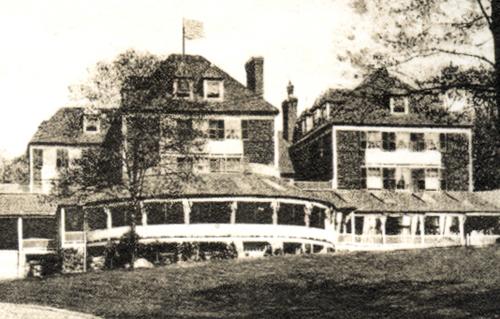The Original Tuxedo Club at Tuxedo Park
