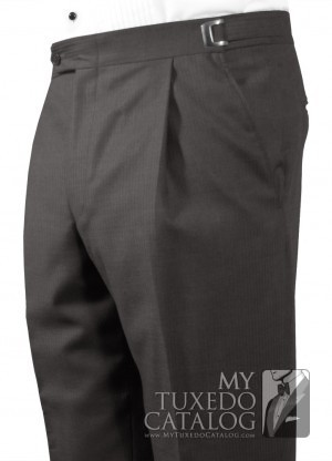 cc324772b9 Charcoal Stripe  Madison  I Suit