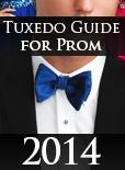 Tuxedo Guide to Prom Season 2014!
