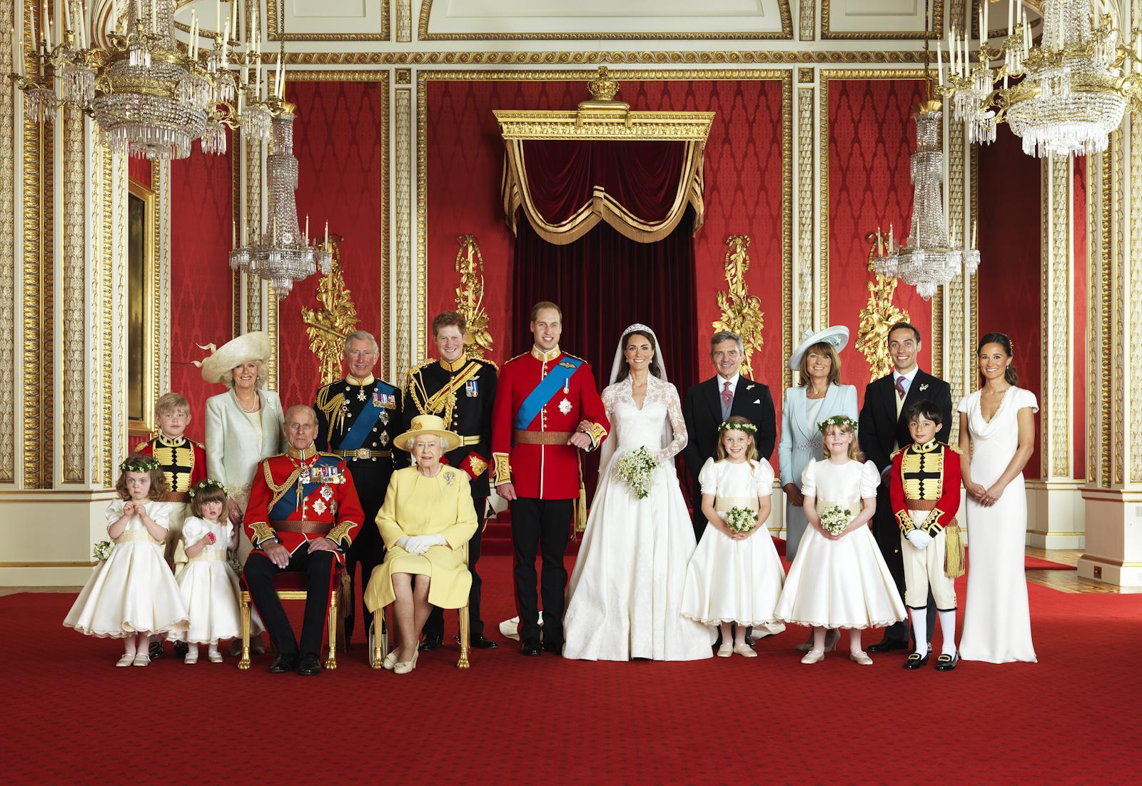 The Royal Wedding Dress Code: Uniforms, Morning Coats, or Lounge ...