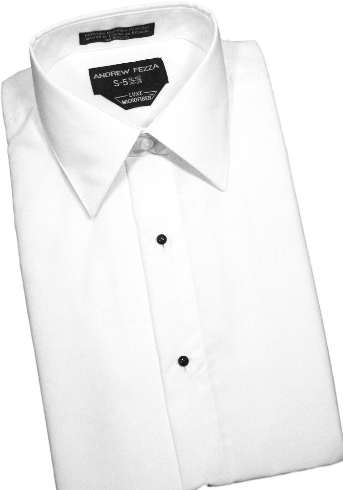 White Turn-down Shirt: PM# STAP