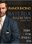 New for 2014: Slate Blue 'Allure Men' Tuxedo by Jean Yves!