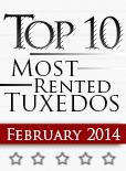 Top Ten Tuxedo Styles for February 2014!