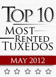 Top Ten Tuxedo Styles for May 2012!
