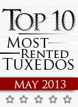 Top Ten Tuxedo Styles for May 2013!
