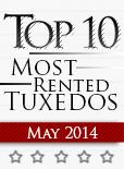 Top Ten Tuxedo Styles for May 2014!