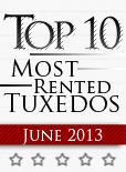 Top Ten Tuxedo Styles for June 2013!