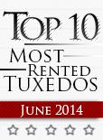 Top Ten Tuxedo Styles for June 2014!
