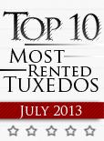 Top Ten Tuxedo Styles for July 2013!