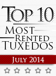Top Ten Tuxedo Styles for July 2014!