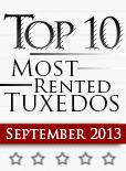 Top Ten Tuxedo Styles for September 2013!