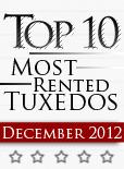 Top Ten Tuxedo Styles for December 2012!