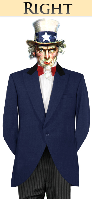 What Uncle Sam Was Probably Wearing