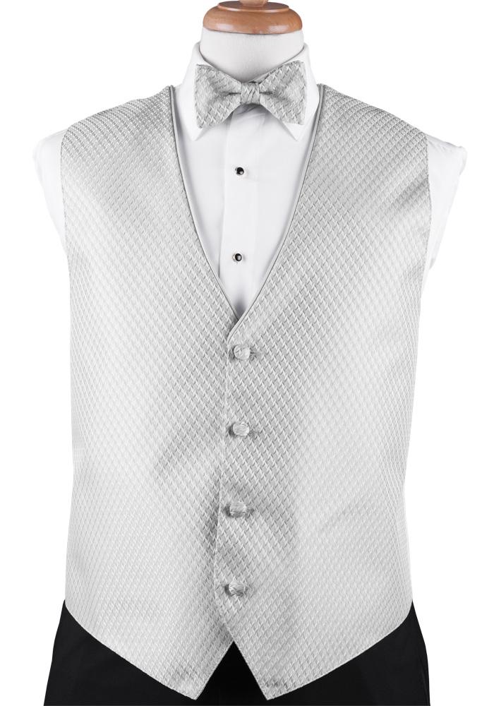 Platinum 'Allure' Vest by Black Gold